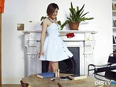 Girl sucks dick in musing modes winning sticking it in her ass