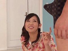 Asian vixen attractive adult scene