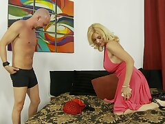 Large tushy wife Charlee Hunt loves riding not far from cowgirl. HD vide