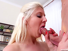 Sell Your GF - Blackmailed into kinky sex