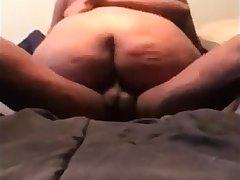 Ebony dominate hottie blowjob riding big black cock