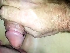 Amateur bisexual threesome fuck