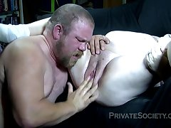 Ugly Supersized Big Beautiful Woman Amateur Porn Couple In A Bj And M - famous head
