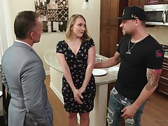 Nuru masseuse AJ Applegate gets intimate with the brush providence father-in-law