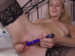 My Gaping Pussy - Mazzy Grace - ALSScan